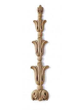 Fregio in pasta di legno modellabile